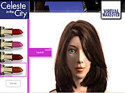 Celeste in the City Makeup game