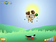 Frisbee Dog game
