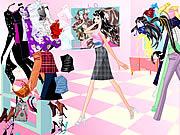 Play Celias fashion mode Game