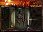 Permainan Dawn of the Dead - Black Out
