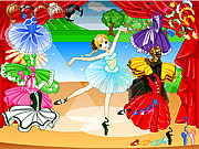 Tutu Dancer Dress Up game