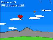 Sky Diving Man game