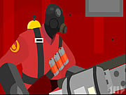 Watch free cartoon Meet the Pyro