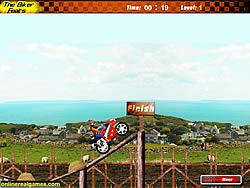 The Biker Feats game