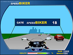 Speed Biker game