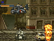 Metal Slug Rampage game