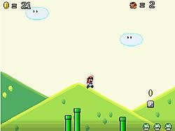 Mario's Adventure game