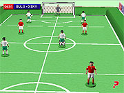 Play Table top football Game