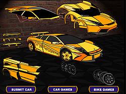 Pimp My Lamborghini game