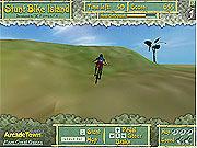 Play Stunt bike island Game