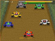 Play Mud bike racing Game