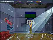 Basketball Shooting لعبة