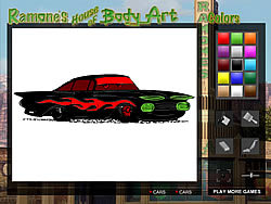 Ramone's House of Body Art game