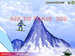 Supreme Extreme Snowboarding game