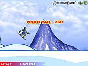 Play Supreme extreme snowboarding Game