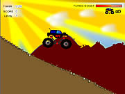 juego Big Monster Truck