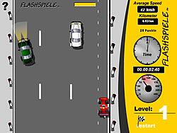 German Autobahn game