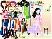 Funky Cool Dressup game