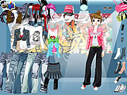 HipHop Dressup game