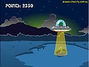 Alien Abduction game