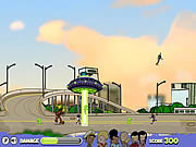 Play Third rock rescue Game