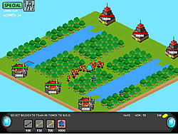 Strategy Defense 4 game