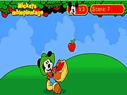 Mickey's Apple Plantation game