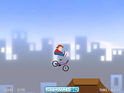 BMX Boy game