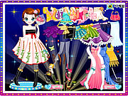 Kim Dancer Dressup game