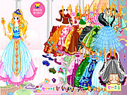 Princess Gown Dressup لعبة