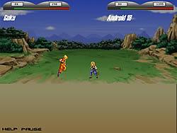 Dragonball Z game