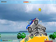 Super Racer game