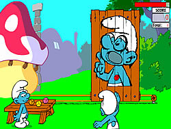 The Smurfs: Brainy's Bad Day game