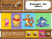 juego Pooh's Hunnypot Challenge