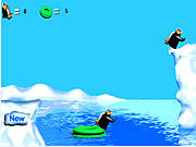 Penguin Bounce game