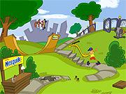 Nesquik Quest game