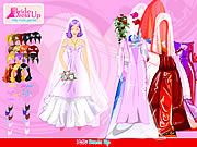 Bride Dressup game