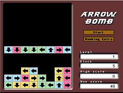 Arrow Bomb game