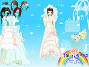 Play Eloise wedding dressup Game