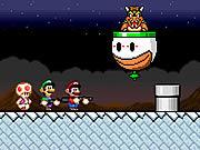 Vea dibujos animados gratis Mario Brothers the Movie 2