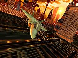 Virtual 3D City game