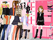 Play Chique fashion dressup2 Game
