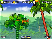 Play Spider monkey Game