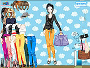 Suggestions in Spring Dress Up game