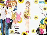 Play Teen spring fashion Game