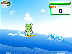 Surfng Dooly game