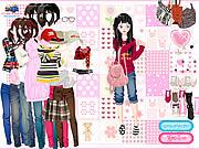 Play Fashion wardrobe tip Game