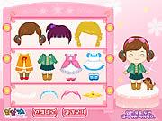 Cute Kindergarten Kid game