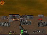Waste Land 2154 game