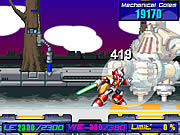 Megaman X Virus Mission 2 game
